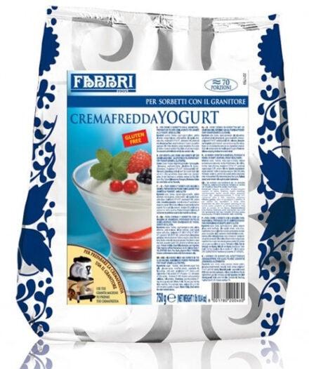 Fabbri Frozen Yogurt Pulver